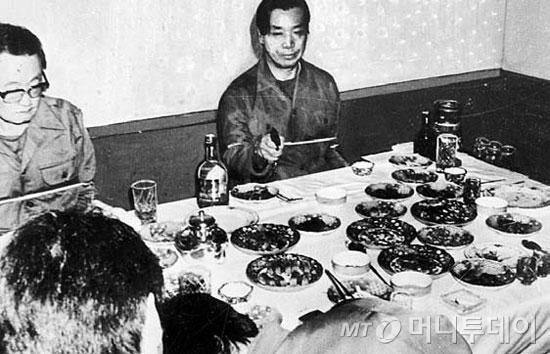 고 김재규 전 중앙정보부장.