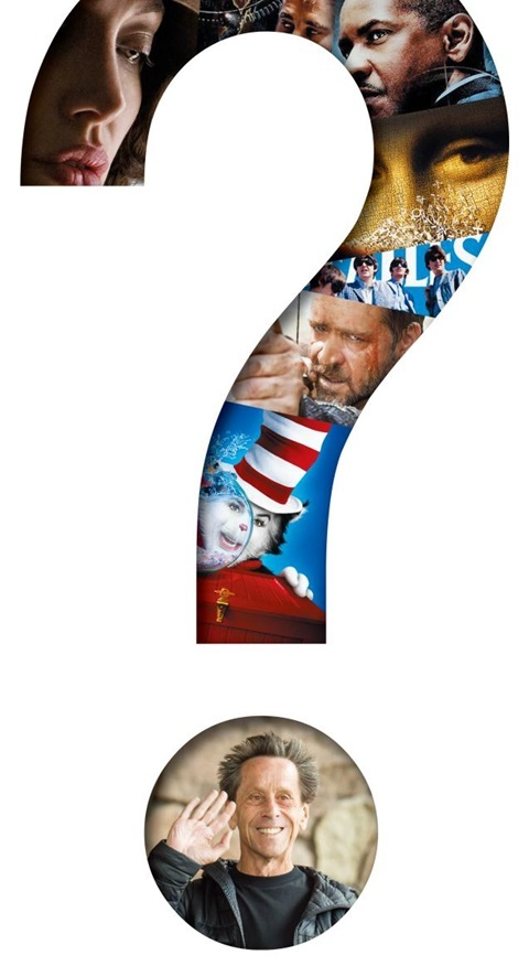 """미국 영화 제작사 이매진엔터테인먼트의 브라이언 그레이저 회장은 """"호기심이 창의성 있는 인재를 키우는 지름길""""이라고 말했다. /블룸버그"""
