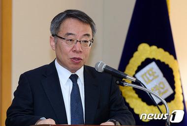 임종헌 법원행정처 차장2016.3.21/뉴스1 © News1 박세연 기자