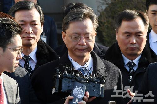 우병우 전 청와대 민정수석 (사진=박종민 기자/자료사진)