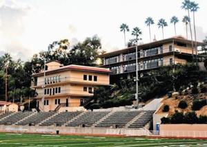 모바일 메신저 '스냅챗'에 학교 발전기금을 투자해 2200배의 수익을 낸 캘리포니아주(州) 마운틴뷰시의 성프란시스 고교 모습. /성프란시스 고교 홈페이지