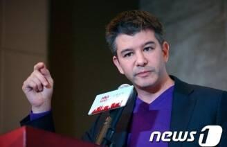 """""""우버 CEO, 3년전 방한 때 서울서 룸살롱 방문"""""""