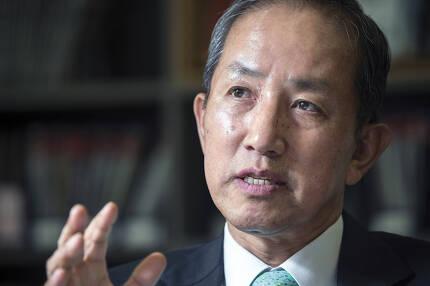 김태영 전 국방부장관