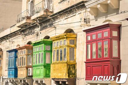 발레타 도시 풍경. 참좋은여행 제공© News1