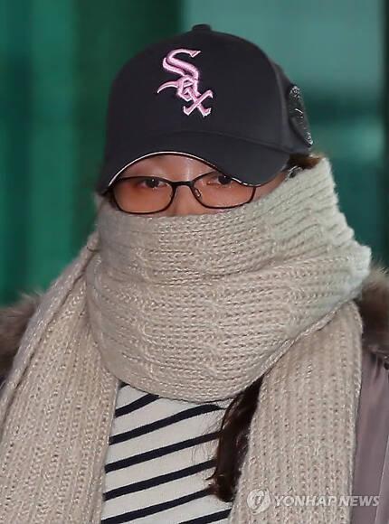 '국정원 여직원' 김모씨 [연합뉴스 자료 사진]
