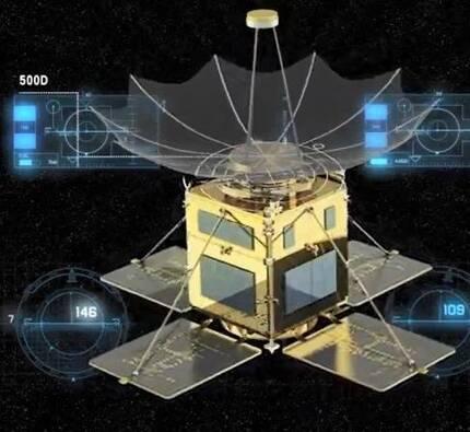 한국항공우주연구원이 위성의 해외수출 촉진을 위해 개발 중인 차세대중형위성CG.[사진출처=한국항공우주연구원]