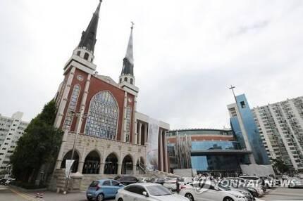 명성교회 [연합뉴스 자료사진]