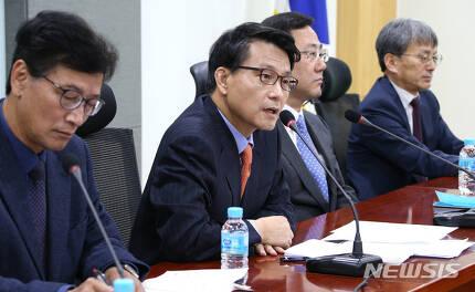 【서울=뉴시스】정윤아 기자 =윤상현 자유한국당 의원. 2018.11.09(사진제공=윤상현의원실)
