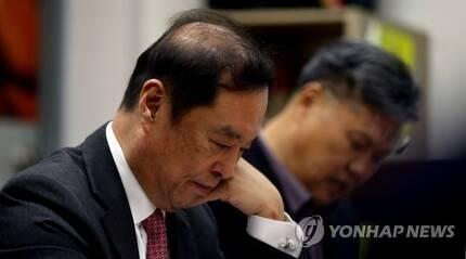 자유한국당 김병준 비대위원장