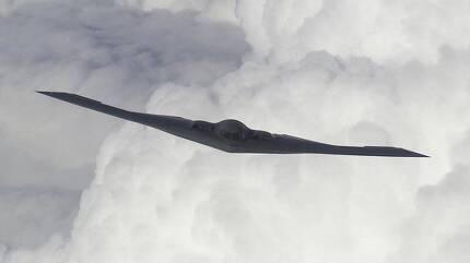 미국 공군의 전략 스텔스 폭격기인 B-2 스피릿. [사진 미 공군]