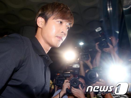 가수 겸 배우 김현중씨. © News1