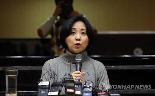 박현정 전 서울시립교향악단 대표 <<연합뉴스 자료사진>>