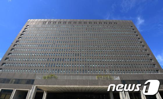 서울 서초구 서초동 서울중앙지방검찰청. /뉴스1 © News1 변지은 인턴기자