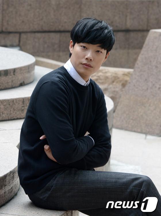 배우 류준열이 25일 뉴스1스타와 만나 인터뷰를 가졌다. © News1이종덕 기자