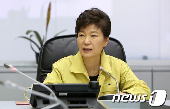 박근혜 대통령 (청와대 제공) 2014.4.17/뉴스1