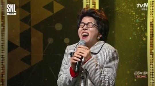 정이랑 / 사진=tvN 'SNL코리아8' 캡처