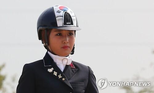 '비선실세' 최순실 씨의 딸 정유라 씨 [연합뉴스 자료사진]