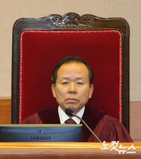 김이수 재판관. (사진=박종민 기자/자료사진)
