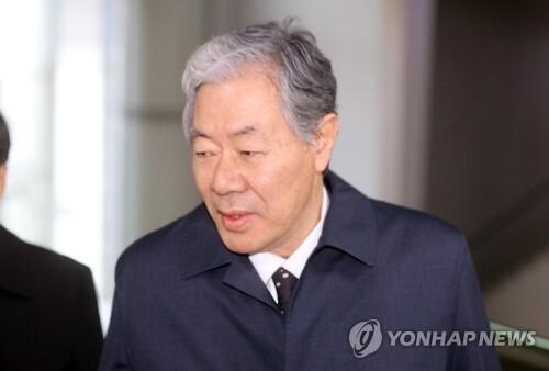 최순실씨의 변호인 이경재 변호사 [연합뉴스 자료사진]
