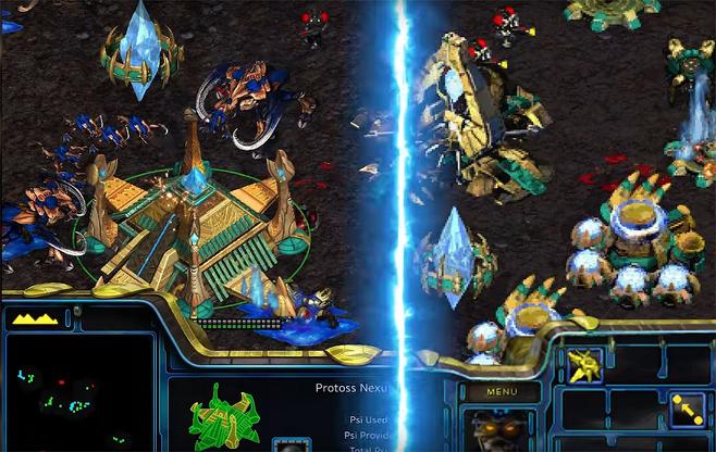 ⓒ 스타크래프트 리마스터 유튜브 영상 캡쳐