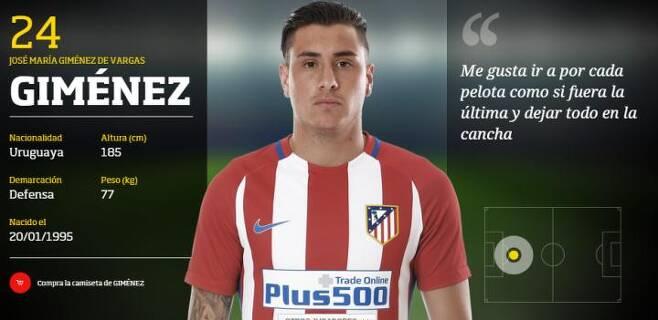 사진=아틀레티코 마드리드 공식 홈페이지