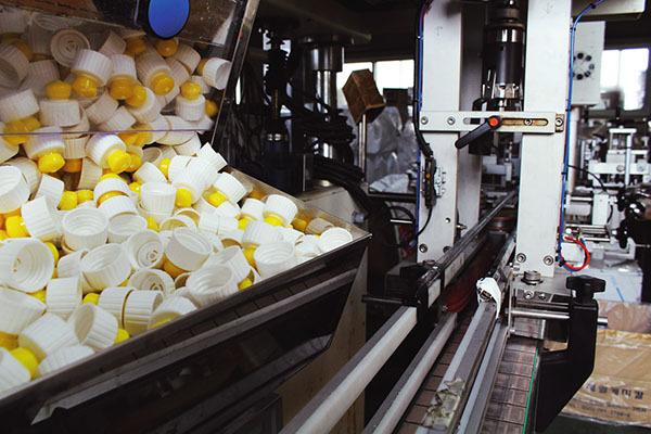 ⓒ팩토리얼 제공 섬유탈취제를 만든 태원산업은 세제 등을 OEM으로 생산해 대형 유통사에 납품하는 공장이다.