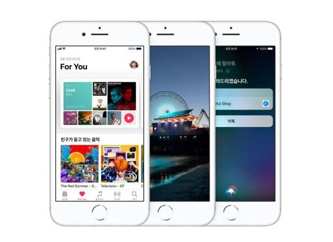 아이폰8, 출처: 애플