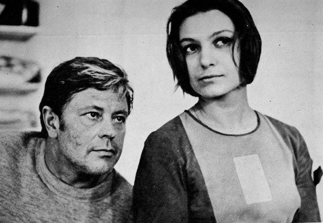 안드레이 타르코프스키 감독의 러시아 영화 '솔라리스'(1972).  모스필름 제공