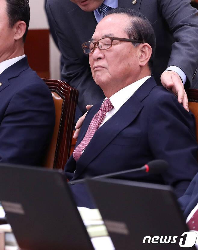 서청원 자유한국당 의원/뉴스1 © News1 박정호 기자