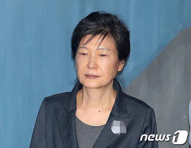 박근혜 전 대통령 © News1 박세연 기자