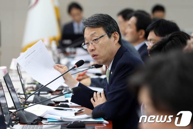 김성식 의원 © News1 김용빈 기자