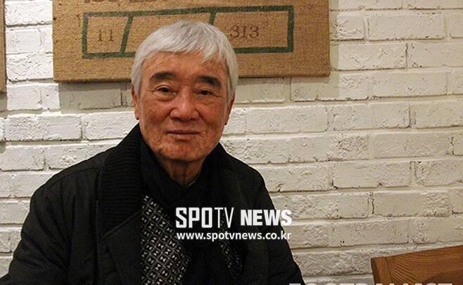 ▲ 대전 시티즌 대표이사로 내정된 김호 감독 ⓒ한준 기자