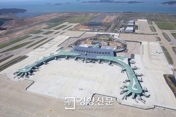 내년 1월 18일 개장할 인천공항 제2여객터미널 모습 인천국제공항공사 제공