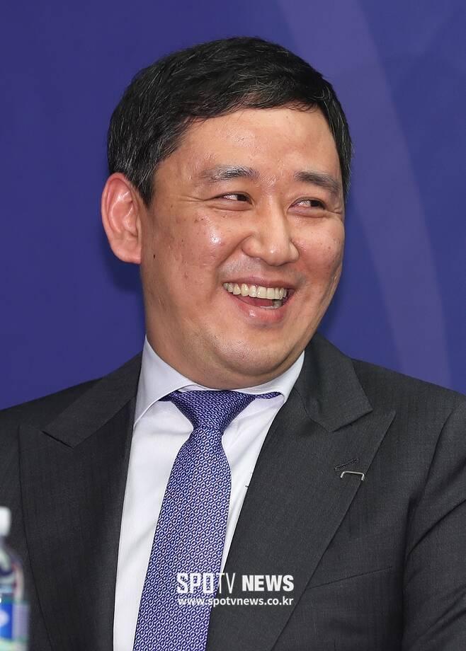 ▲ 최태웅 감독 ⓒ 상암동, 곽혜미 기자