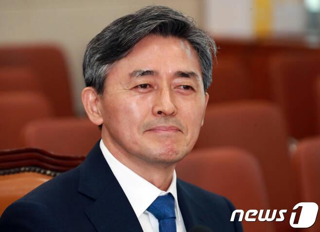양승동 신임 KBS 사장. 2018.3.30/뉴스1 © News1 이동원 기자