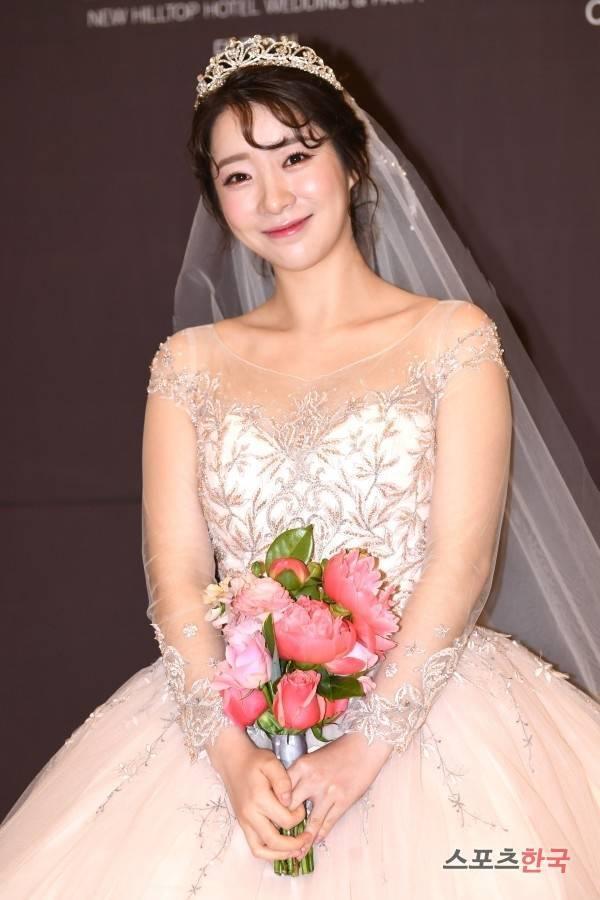 안소미가 결혼했다. 사진=장동규 기자 jk31@hankooki.com