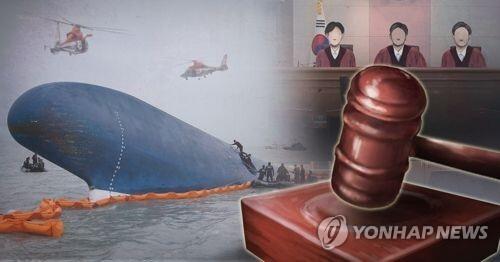 세월호 참사 국가배상책임 판결(PG) [제작 이태호] 사진합성, 일러스트