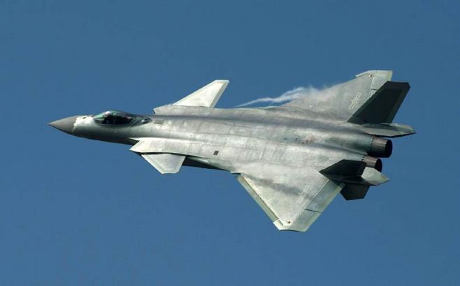 중국 스텔스기 J-20 ⓒPIC연합·AP연합