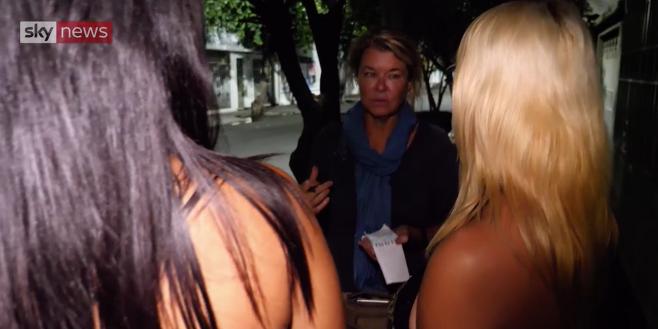 """""""살려고"""" """"자식 먹이려고""""…성매매 내몰린 베네수엘라 여성들"""