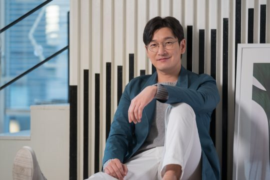 영화 '명당'에서 천재 지관 박재상 역을 맡은 배우 조승우./사진제공=메가박스중앙(주)플러스엠