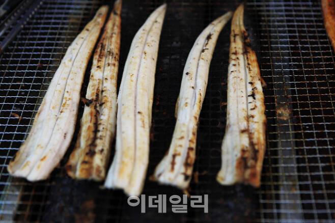 담백한 맛이 일품인 전북 고창 풍천장어구이(사진=한국관광공사)