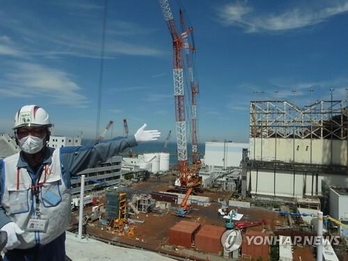 후쿠시마 원전 [연합뉴스 자료사진]