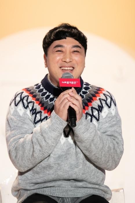 [tvN 즐거움전] 코빅 황제성, 명품 신발 폭발적 관심..망가짐 걱정 No