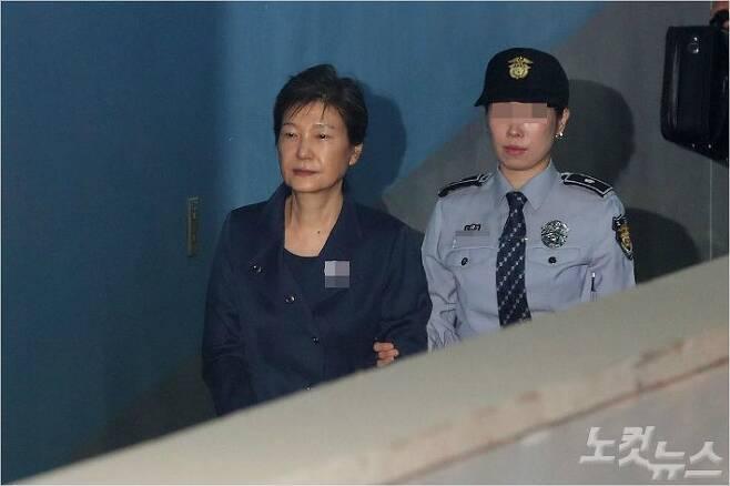박근혜 전 대통령. (사진=박종민 기자/노컷뉴스)