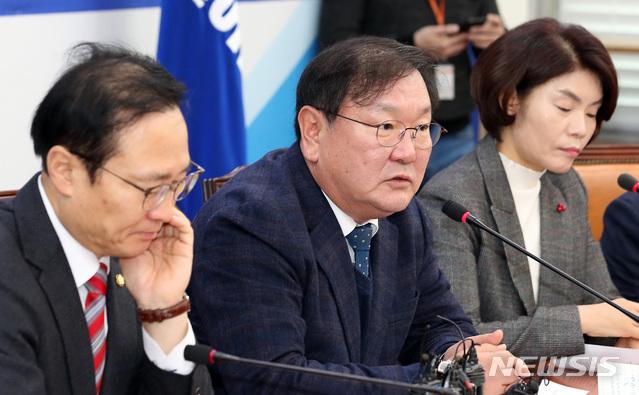 김태년 더불어민주당 정책위의장./사진=뉴시스 이종철 기자