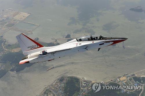 T-50 고등훈련기 [연합뉴스 자료사진]