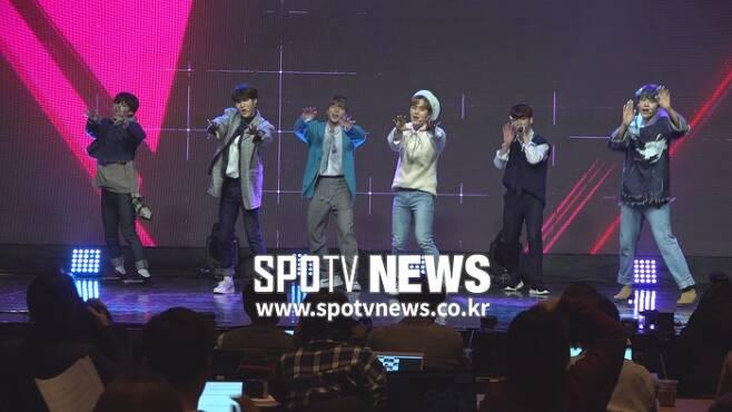 ▲ 세븐어클락 ⓒ star K 영상 캡처