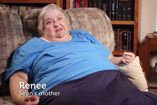 지난 2016년 당시 TV에 출연했던 숀의 어머니 르네의 모습/사진=TLC