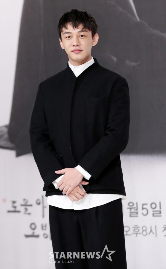 배우 유아인 /사진=김휘선 기자