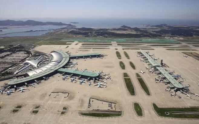 인천국제공항 전경© 인천공항공사 제공